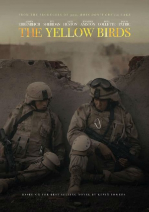 Cartaz oficial do filme The Yellow Birds