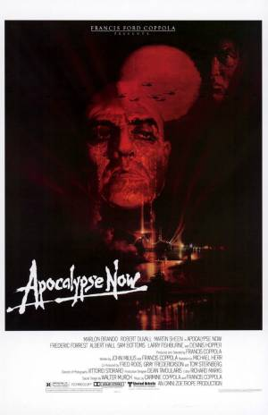 Cartaz oficial do filme Apocalypse Now