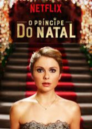 Cartaz oficial do filme O Príncipe do Natal