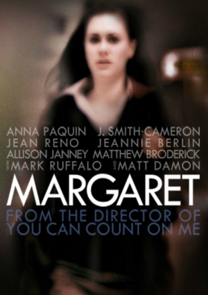 Cartaz oficial do filme Margaret