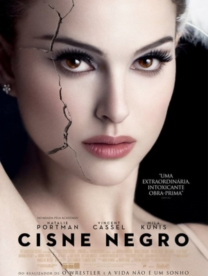 Cartaz do filme Cisne Negro