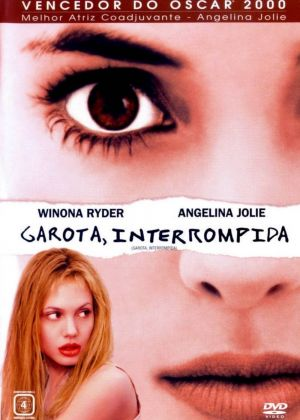 Cartaz oficial do filme Garota, Interrompida