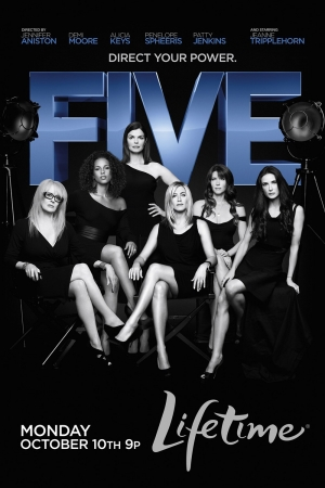 Cartaz oficial do filme Five