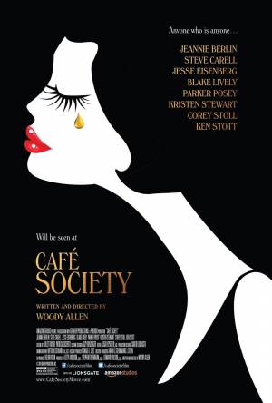 Cartaz do filme Café Society