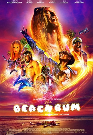 Cartaz do filme The Beach Bum