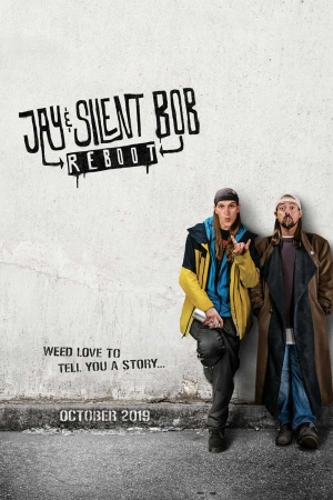 Cartaz oficial do filme Jay and Silent Bob Reboot