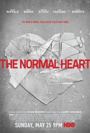 Cartaz do filme The Normal Heart