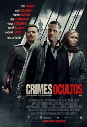 Cartaz do filme Crimes Ocultos