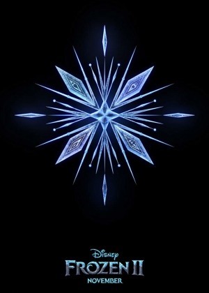 Cartaz do filme Frozen 2