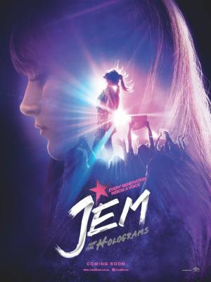 Cartaz do filme Jem e As Hologramas