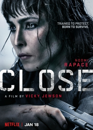 Cartaz oficial do filme Close (2019)