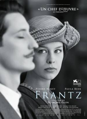 Cartaz oficial do filme Frantz