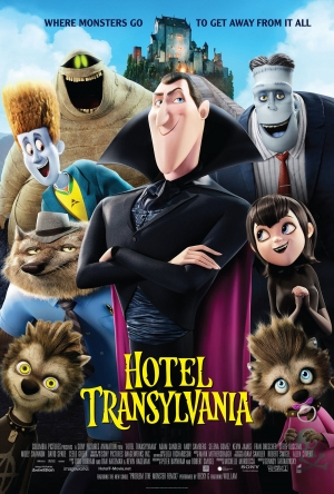 Cartaz do filme Hotel Transilvânia