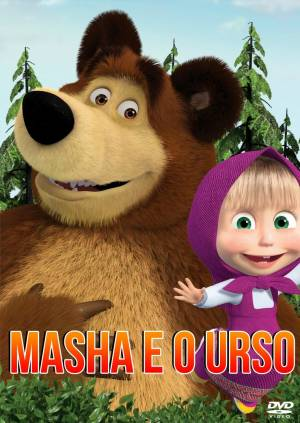 Cartaz do filme Masha e o Urso