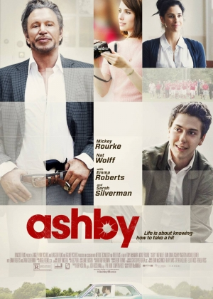 Cartaz oficial do filme Ashby