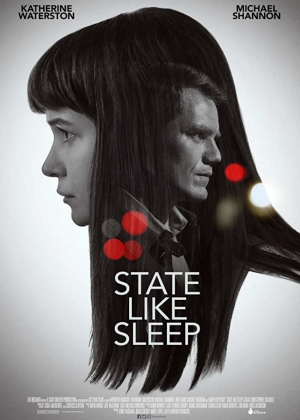 Cartaz oficial do filme State Like Sleep