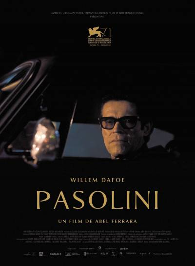 Cartaz do filme Pasolini
